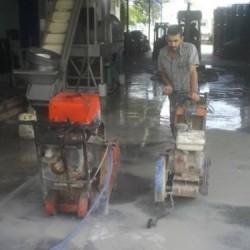 bursa asfalt kesim derz kesim kiralık minieksvator