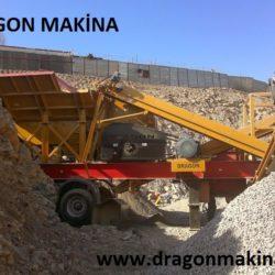 Dragon Mobil Konkasör İstanbul Dragon 9 Kentsel dönüşüm TR