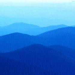 Mavi tepeler