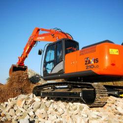 Hitachi-ZX210LC-5-ZX210-5-Excavator