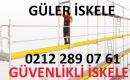 Güvenlikli İskele – 0532 233 33 51