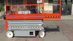 kiralık makaslı platform menlift manlift